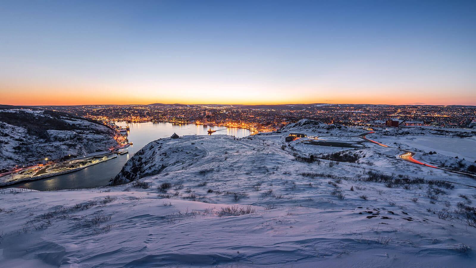 The best of St. John's winter - image