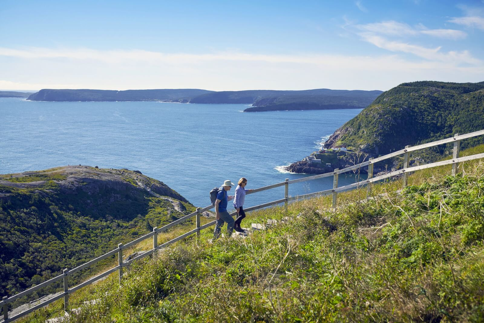 The North Head Trail<br>from Bottom to Top - image