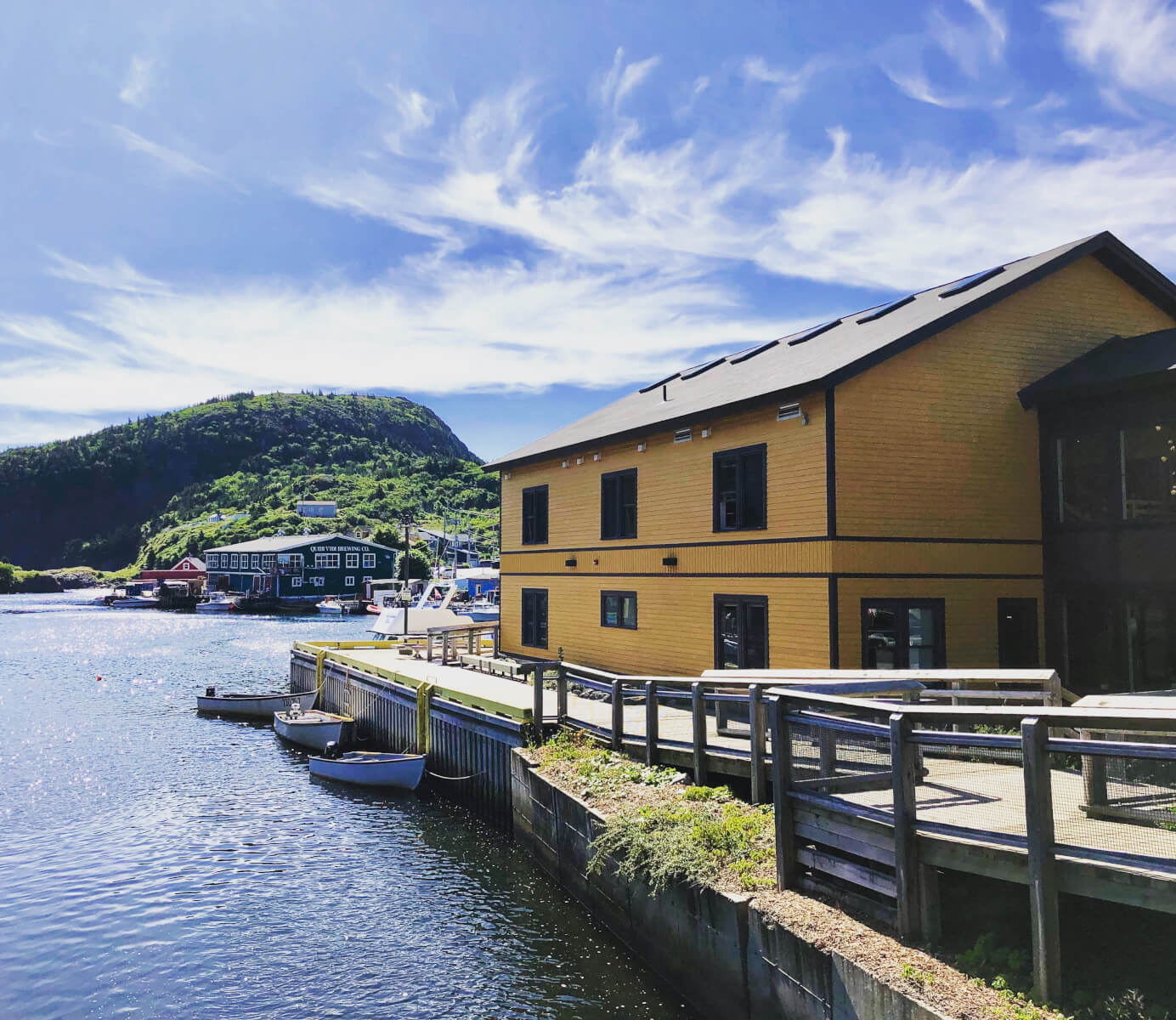 A Day in Quidi Vidi - image