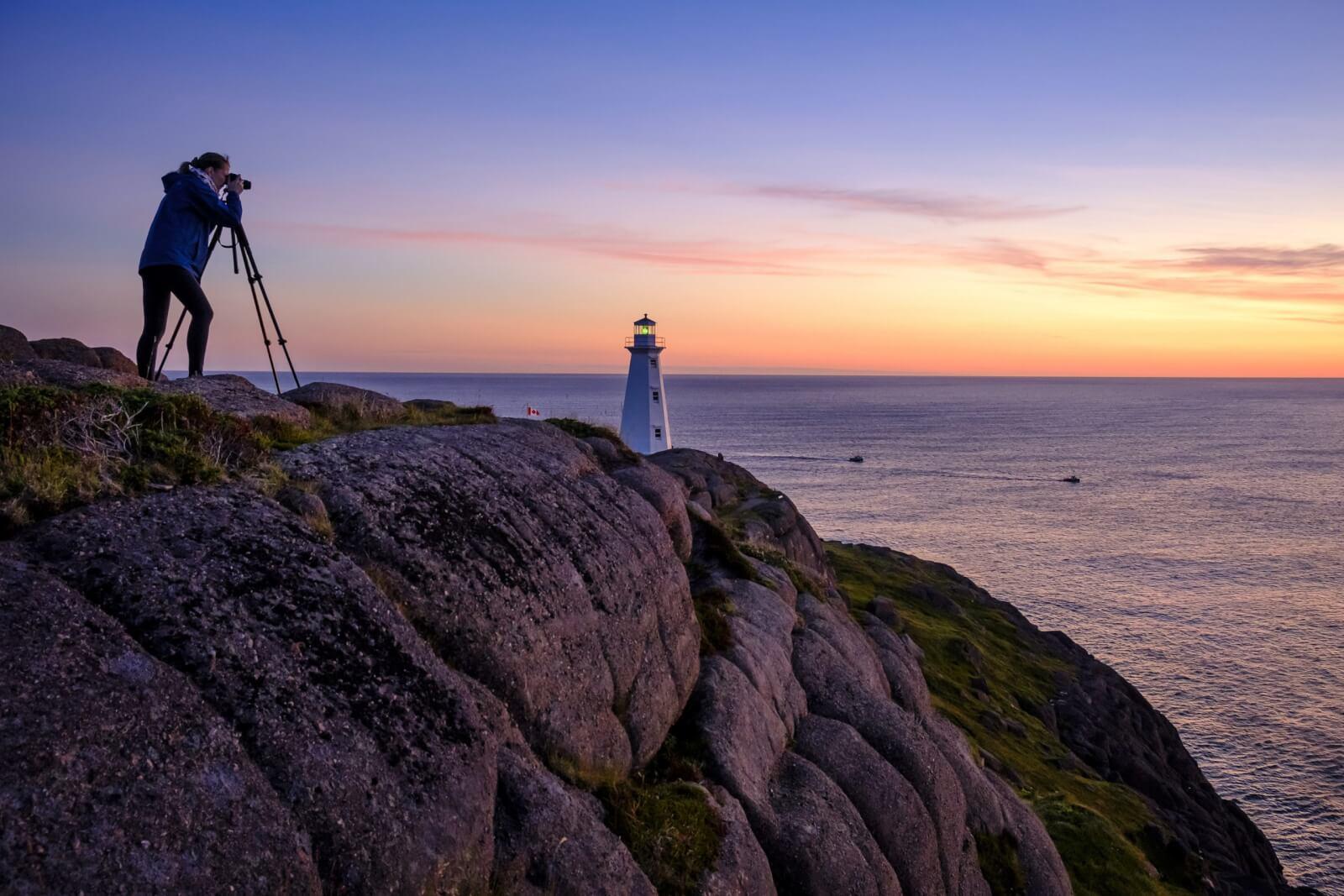 St. John's through the lens - image
