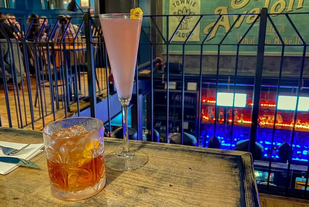 No 4 Cocktails